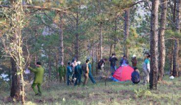 Cắm trại trên đỉnh Hòn Bồ, một 'phượt thủ' tử vong