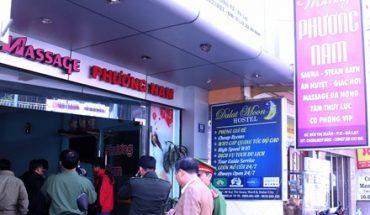 Đà Lạt: Mâu thuẫn tại tiệm mát xa, gọi người thân mang hung khí tới trả thù
