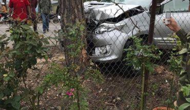 Tai nạn ở Đà Lạt