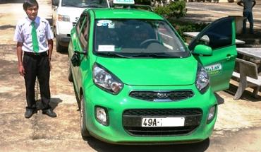 Cướp Taxi Mai Linh