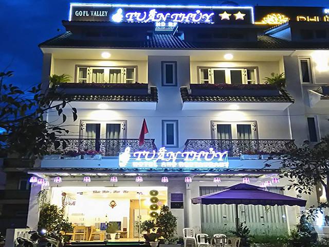 Khách sạn Tuấn Thuỷ Đà Lạt