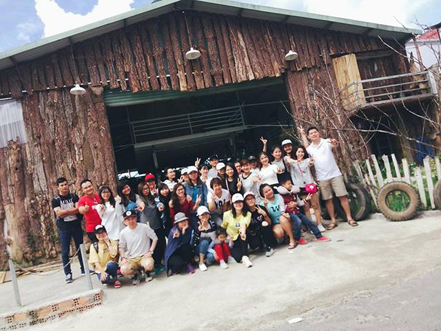 Big Family Homestay Cafe Đà Lạt