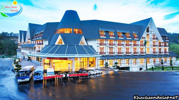 Swiss Belresort Tuyền Lâm Đà Lạt