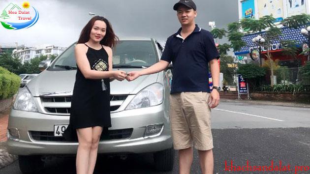 Dịch vụ cho thuê xe tự lái ở Đà Lạt