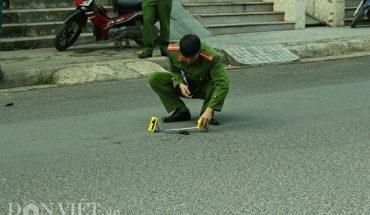 Nam thanh niên bị đâm bằng kéo tử vọng tại chỗ ở Đà Lạt