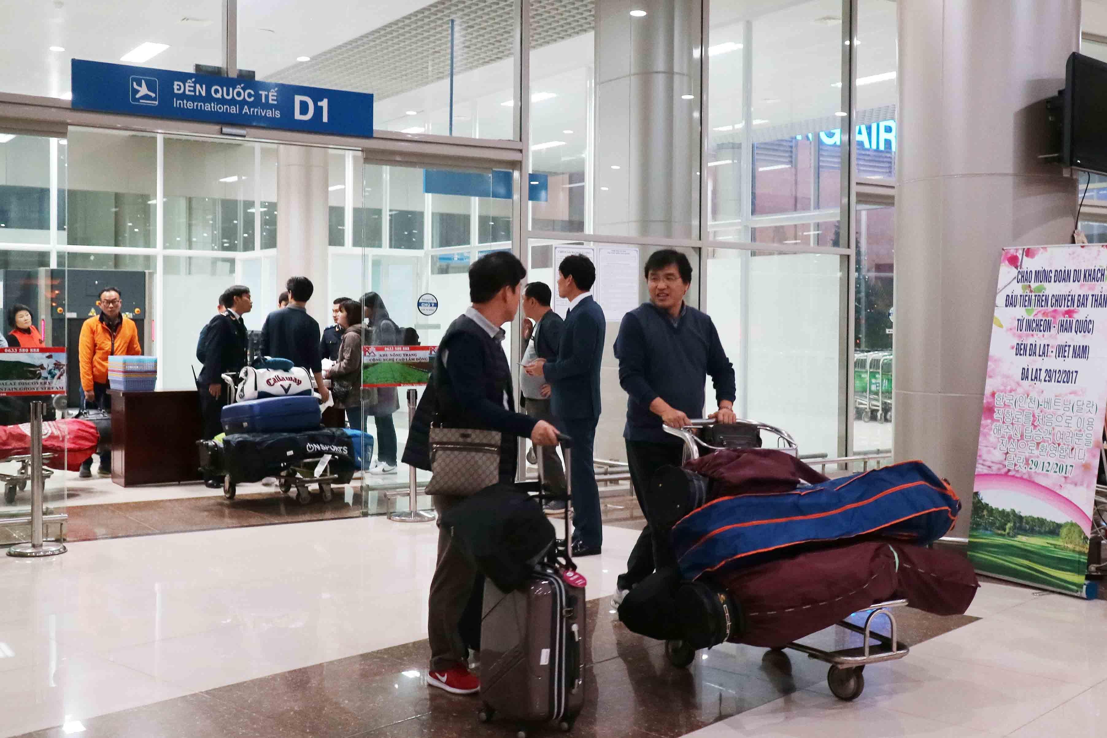 """Đà Lạt mở đường bay mới """" Đà Lạt - Hàn Quốc """""""