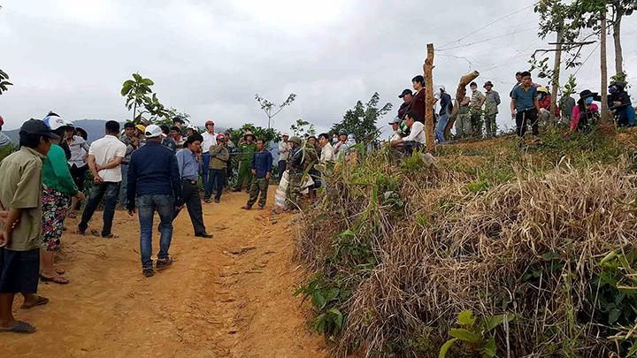 Bắt hung thủ giết chủ nợ rồi chôn xác phi tang ở Di Linh