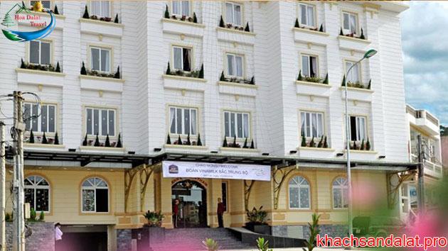 khách sạn 3 sao đà lạt gần chợ