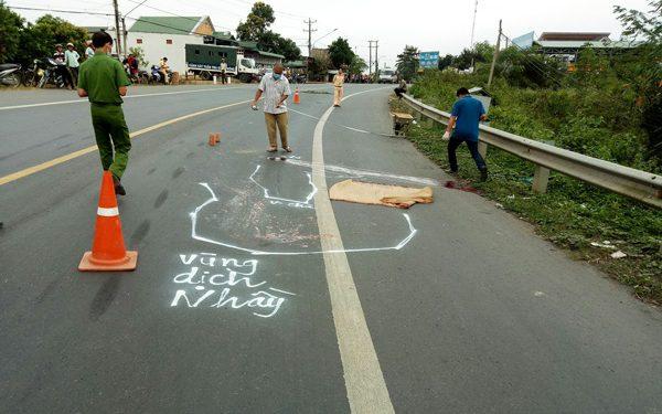 Truy tìm hung thủ gây tại nạn rồi bỏ chốn ở Lâm Đồng