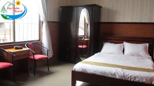 Khách sạn Hải Uyên Đà Lạt