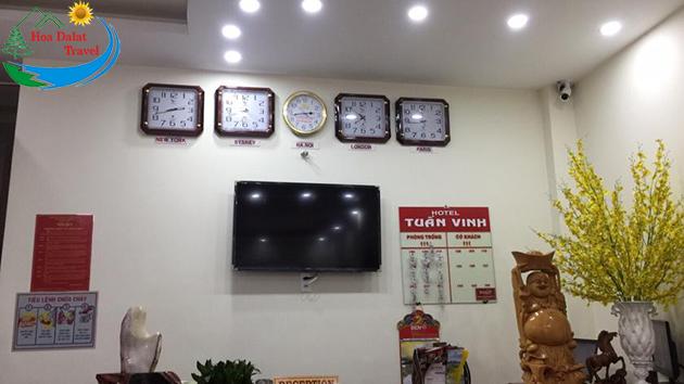 Khách sạn Tuấn Vinh Đà Lạt