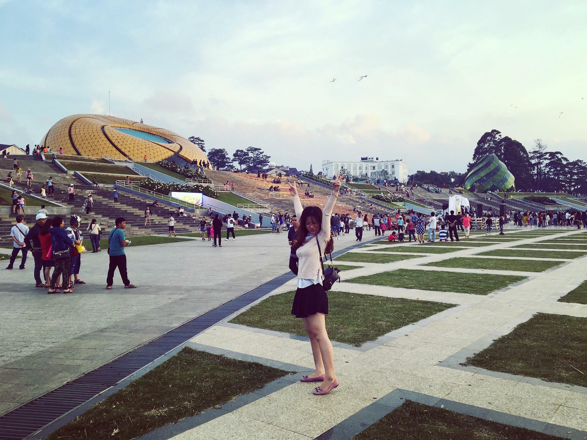 Tour Sài Gòn Đà Lạt 2 ngày 1 đêm giá siêu rẻ