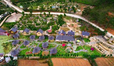 Ngôi làng của bảy chú lùn lại xuất hiện ở Đà Lạt