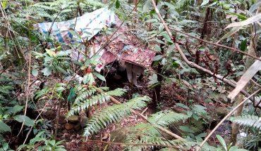 Thi thể nam thanh niên chết giữ rừng ở Lâm Đồng