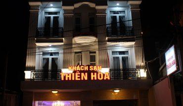 Khách sạn Thiên Hòa Luxury Đà Lạt