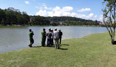 Người đàn ông tự tử ở hồ Xuân Hương Đà Lạt