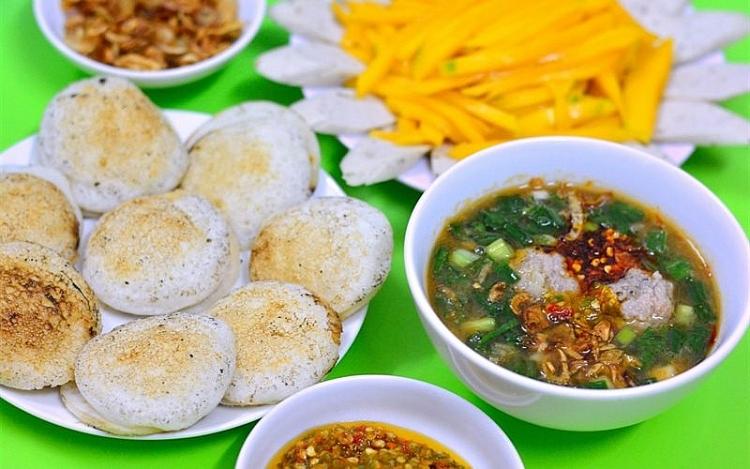 Những món ăn ngon mang đậm chất phố núi