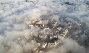 Đà Lạt mờ ảo tuyệt đẹp trong làn sương của những ngày lập đông