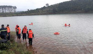Tắm hồ tránh nóng một thanh niên tử vong ở Lâm Đồng