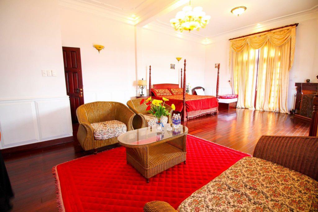villa dalat cho thue
