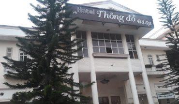 Hotel Thông Đỏ Đà Lạt